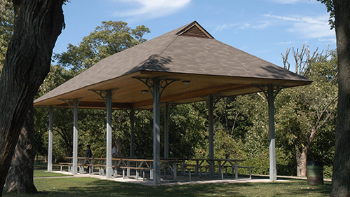 Pavilion at Dundurn