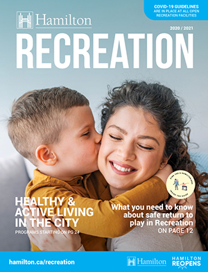 Cover of Fall Recreation Guide