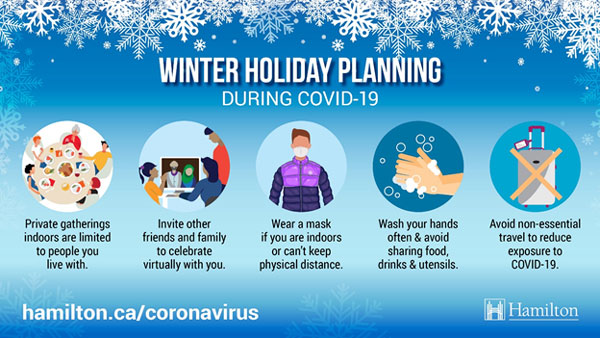COVID Winter Holiday Planning