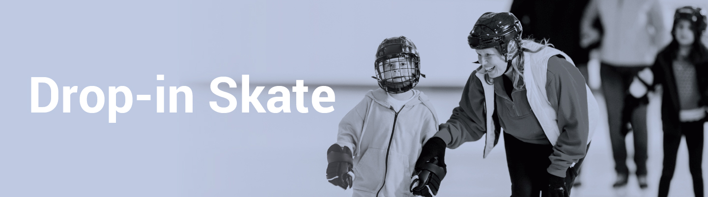Promotion for Drop-in Skate Programs