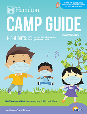 Cover of Camp Guide Summer 2021