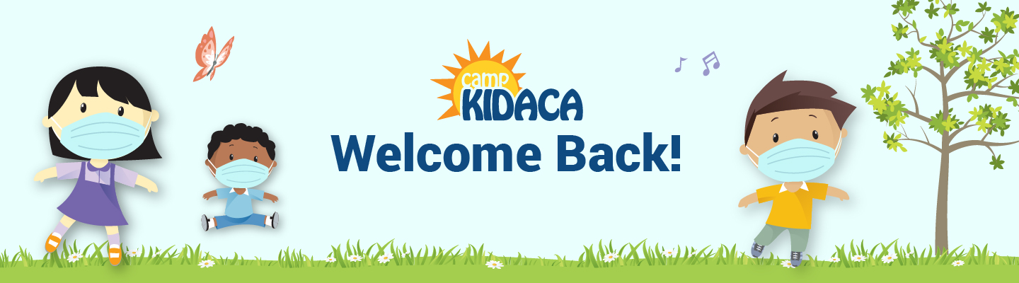 Promotion for Camp Kidaca