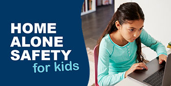 Home Alone Safety for Kids