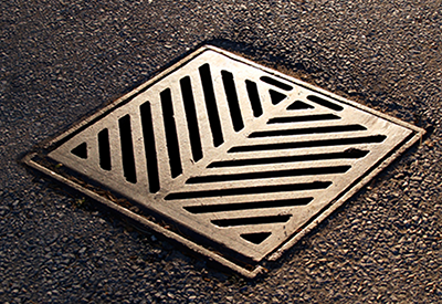 Storm Sewer Grate