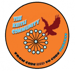 Keith Neighbourhood Association logo